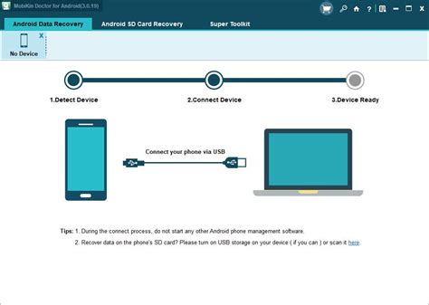 android reset software for windows recover your lost data using mobikin doctor for android