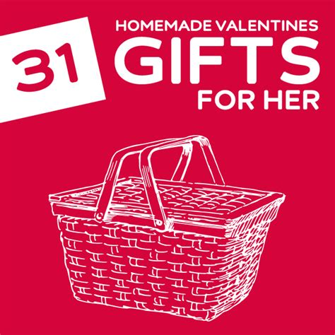 Diy Valentine S Day Gifts For Her | 31 homemade valentine s day gifts for her dodo burd