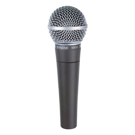 shure sm58 vocal microphone amazoncouk computers shure sm58 cn dynamic vocal microphone cardioid import