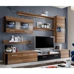 Wall Units Living Room Furniture Furniture Modern Wall Units Living Room Tv Cabinets Tv Stands Ebay