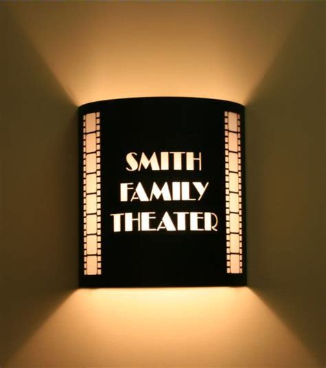 Theater Room Wall Sconces home theater sconces stargate cinema