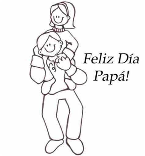 dibujo para colorear de dia del padre dibujos del d 237 a del padre para colorear dibujos para