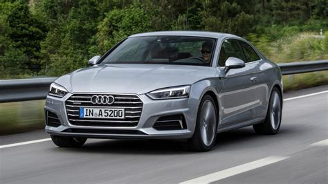 New Audi A5 by Review The Lighter Techier New Audi A5 Coupe Top Gear