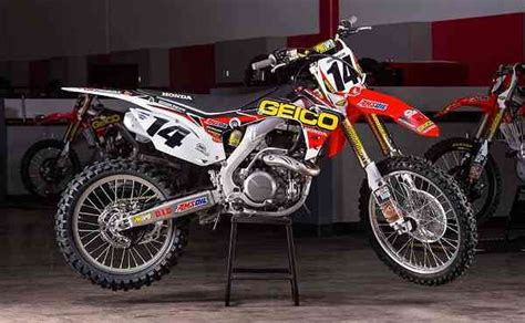 Dirt Bike Giveaway - win kevin windham s supercross dirt bike sweepstakesbible