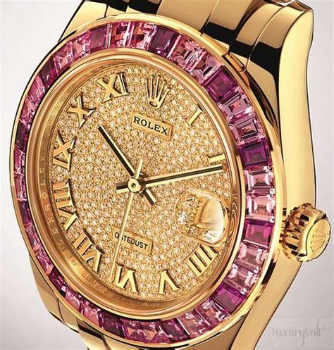 Rolex 9072 Gold List Pink womens rolex watches prices