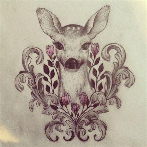 buck and doe tattoo designs 25 best ideas about doe on fawn
