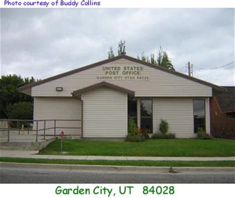 Garden City Post Office Utah Post Offices