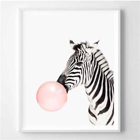 Zebra Print Wall Decor Roselawnlutheran | zebra print nursery animal art zebra wall art kids room