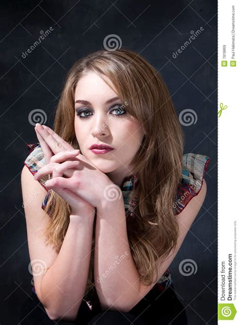 free model stock casual girl by arty monster on deviantart casual relaxed girl royalty free stock images image 7919869