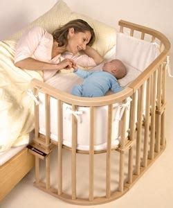 Side Sleeper Crib by Bedside Crib For Baby Me