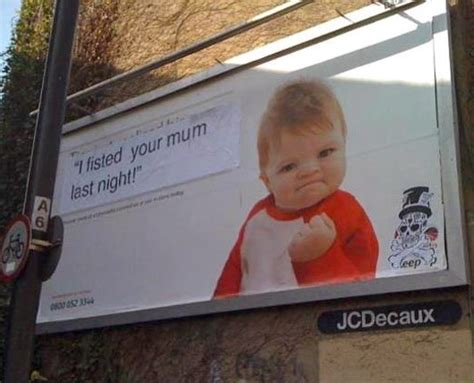 Billboard Meme - oh hi dad welcome to the disco memes in ads holly