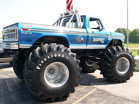 bigfoot 4x4 monster truck he exists bigfoot 4x4 open house jun 4 2011 56k go away