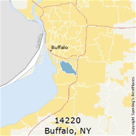 zip code map buffalo ny best places to live in buffalo zip 14220 new york