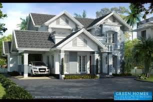 green homes european style beautiful villa