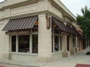 standing seam metal awnings victory awning ft worth proview