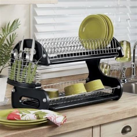 kitchen dish rack ideas 20 small and creative dish racks and drainers digsdigs