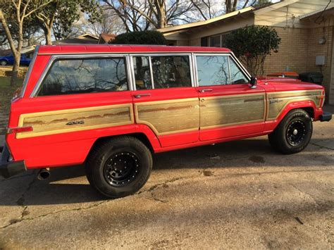 1988 Jeep Grand Wagoneer For Sale 1988 Jeep Wagoneer For Sale