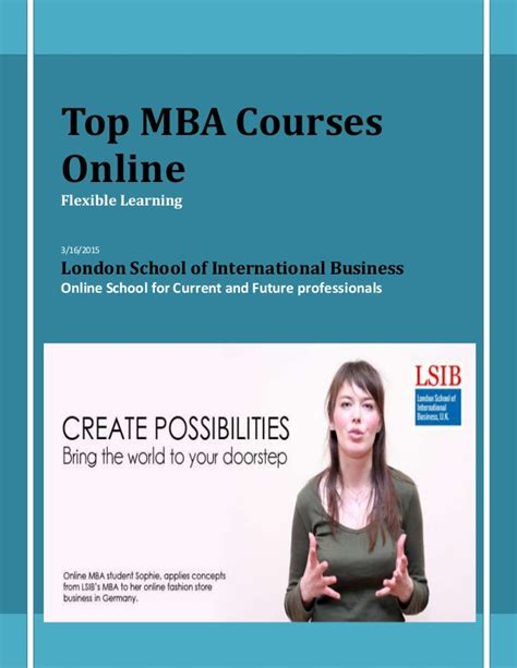 Byu Mba Electives by Foster School Of Business Top Schools For Business
