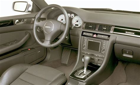 2001 Audi A6 Interior by Car And Driver