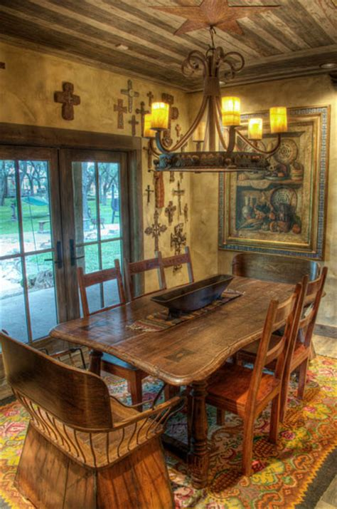 stunning western dining room sets pictures home design ideas ussuri ltd com south texas ranch rustic dining room austin by