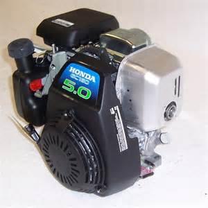 Honda 5hp Honda Horizontal Engine 5 Hp Ohc Tapered 2 11 16 Quot Gc160 Vxa