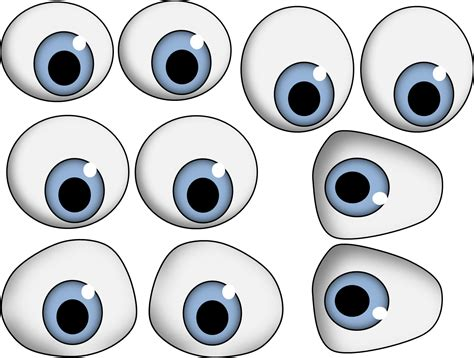 free printable eyes for crafts printable the files of mrs e