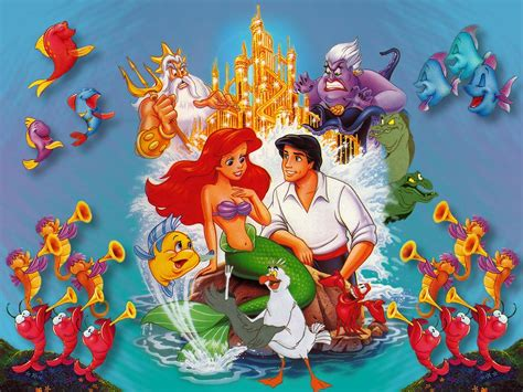 libro disneys the little mermaid sapevatelo 5 cose su la sirenetta cowabunga il blog di feda3