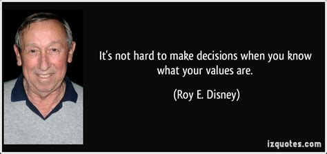 roy values roy e disney quotes quotesgram