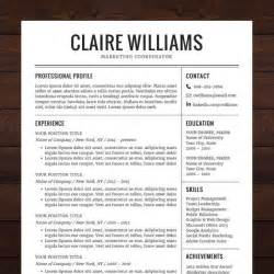 Free Professional Cv Template by Best 25 Functional Resume Template Ideas On