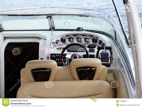 boat dashboard boat dashboard royalty free stock photos image 31539878
