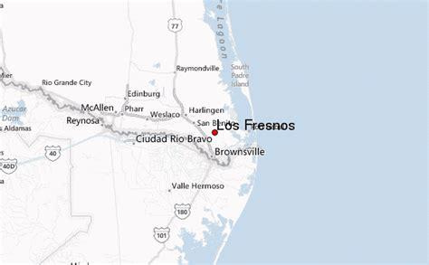 los fresnos texas map los fresnos location guide