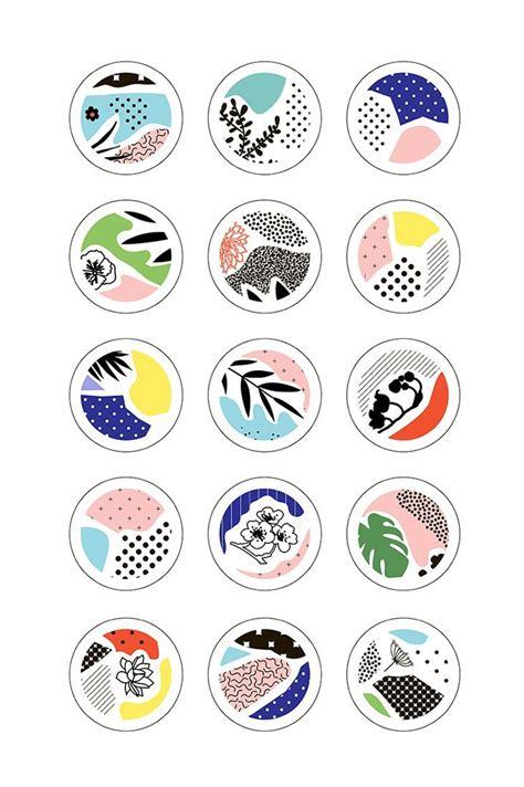 icon design tips collage it 그래픽 디자인 아이디어 및 디자인
