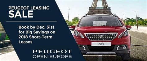 peugeot open europe leasing term car rental peugeot open europe leasing buy