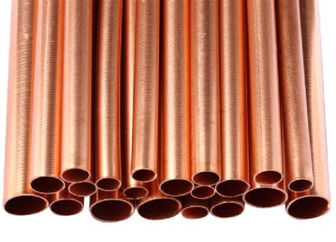 Copper Plumbing by The Benefits Of Copper Water Piping All Plumbing Inc