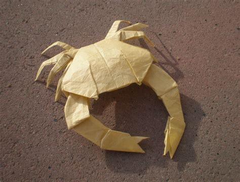 Origami Spider Crab - marc vigo origami page
