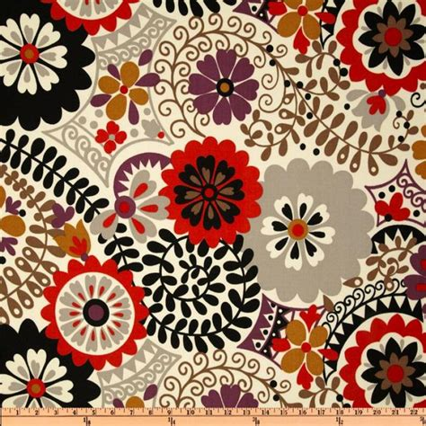 floral upholstery fabric australia australia bold floral large scale ivory grey red black