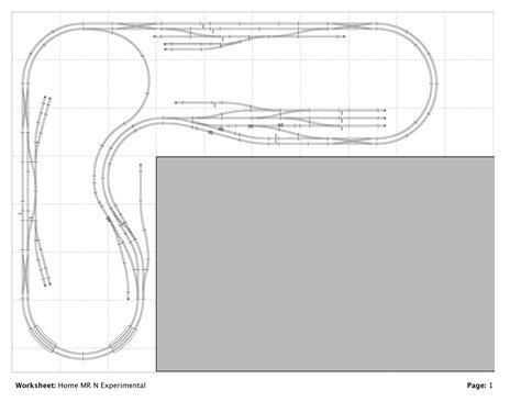 how to check layout of building n scale model railroad i started building this layout