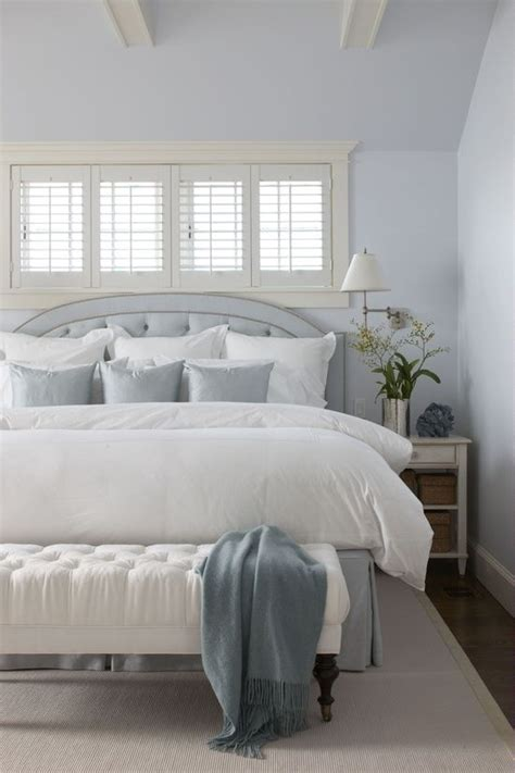 white comforter with blue accents 20 ways to make a bed centsational style