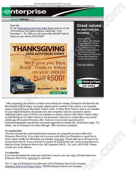 17 Best Images About Email Design Thanksgiving On Pinterest Newsletter Templates Lord Car Sales Newsletter Template