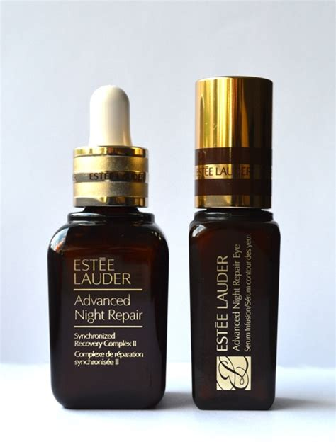 Eye Serum Estee Lauder review estee lauder advanced repair synchronized