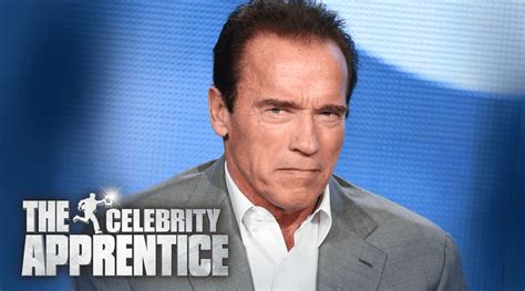 Apprentice Sweepstake - you re hired nbc announces arnold schwarzenegger to be the new ceo on celebrity