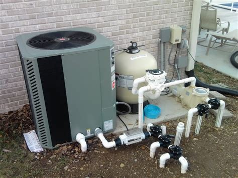 swimming pool water heater gas pool heaters service