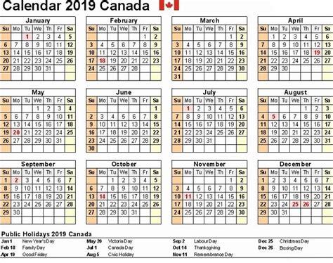 canada calendar  holidays  calendar canada holiday calendar  calendar