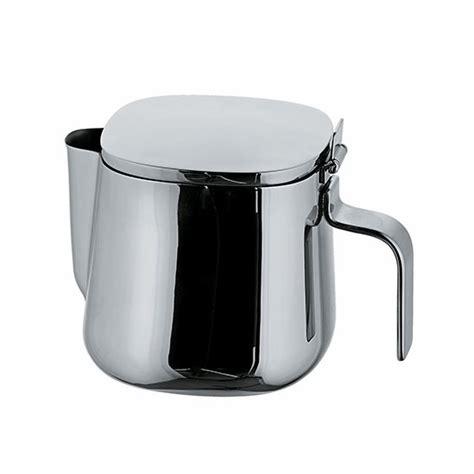 alessi tea alessi adagio stainless steel teapot tea coffee serveware