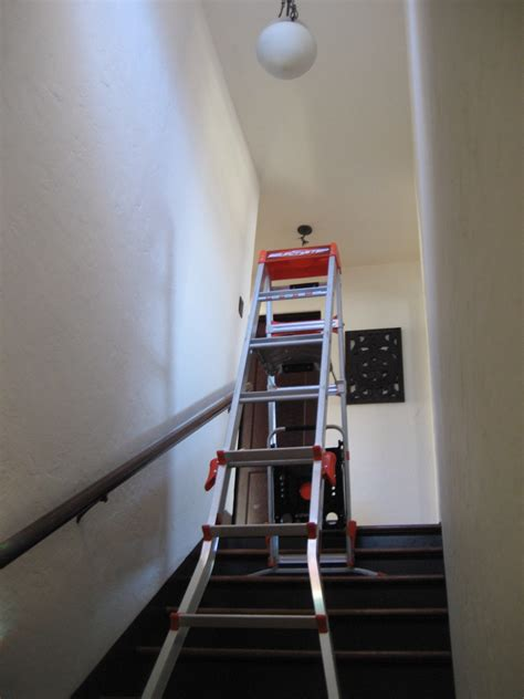 Ladders For Decorating Stairs by Best Adjustable Stair Ladder Door Stair Design