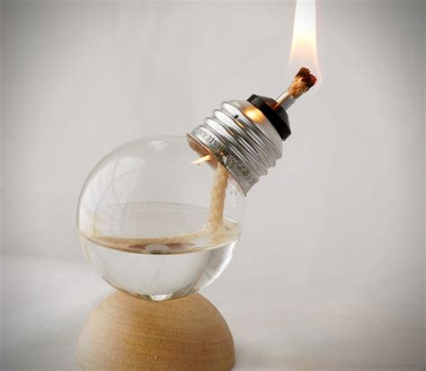 recycle light bulbs home mini recycled light oil ls hiconsumption