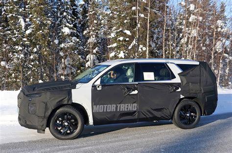 Hyundai Upcoming Suv 2020 by 2020 Hyundai Palisade Confirmed As Name For Upcoming Three