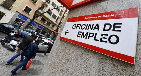 oficina inem ciudad lineal el paro disminuy 243 en madrid un 0 9 durante el mes de