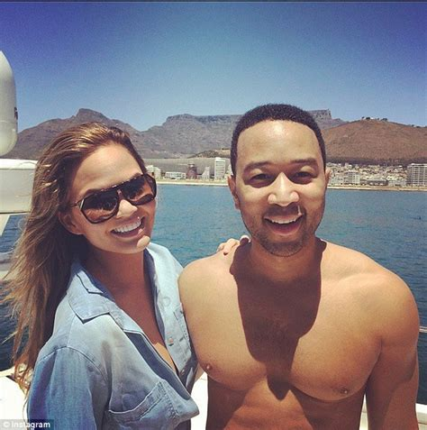 legend jon boats welcome to dafemoritz blog john legend with wifey on boat