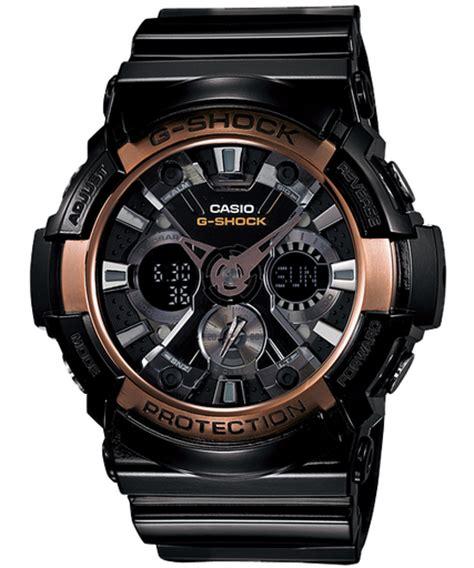 Jam Tangan G Shock Gst210 Black Rg casio g shock ga 200rg jam casio original